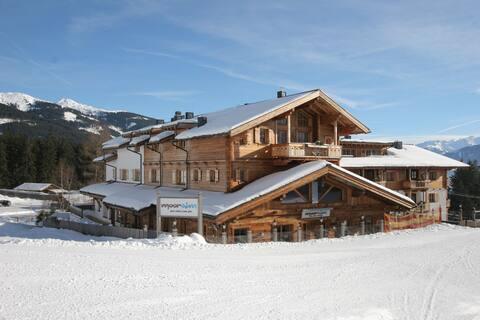 Luxueuze vakantiewoning in Salzburgerland met sauna