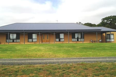 Country home, beaches, golf course! - Leongatha South