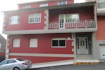 Apartamento-estudio en una casa a 300 el mar