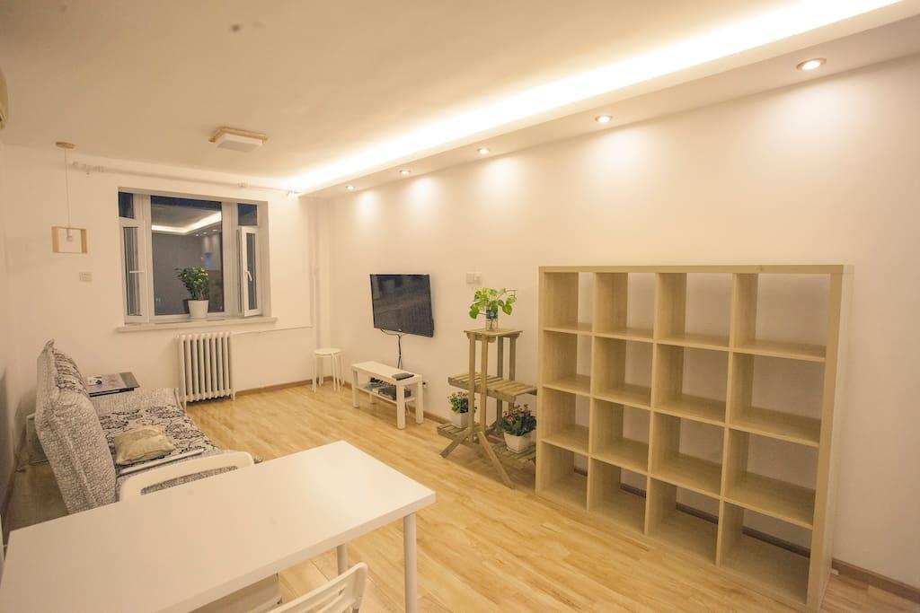 客厅&休闲空间