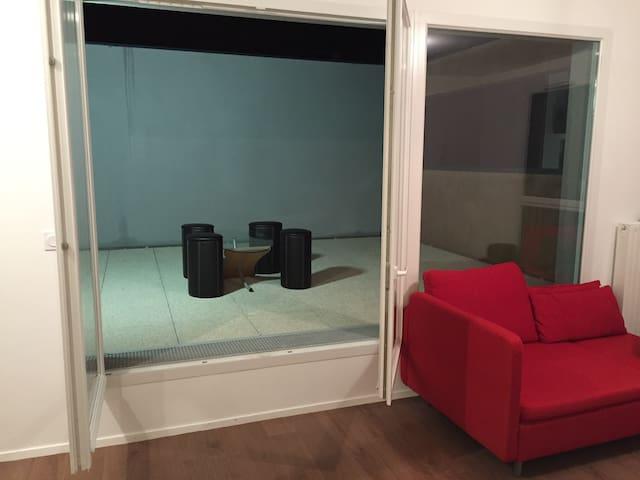 un appartement idéal