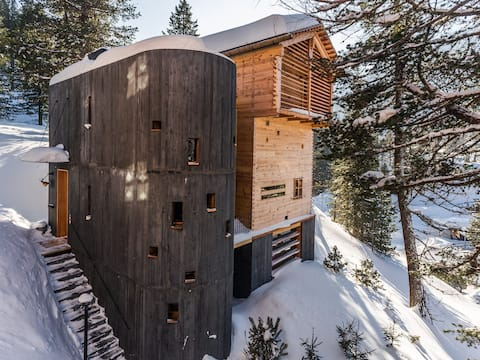 Hütte Toni  Hollmann Turracher Höhe