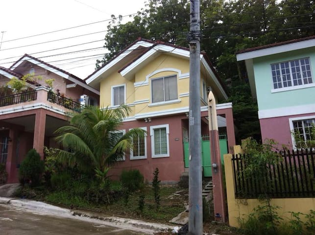 3 bedrooms house and Private room rental - Talisay City - House