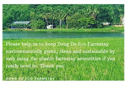 Dong Du Lakeside Eco Farm Stay