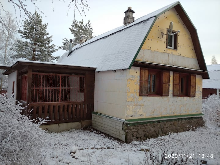 House for Autotourists