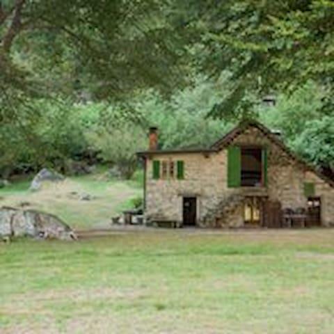 Rustico Lucia, Avegno Torbec/Vallemaggia/Ticino - Lugano - Nature lodge