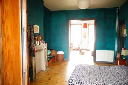 Ixellent, cosy and homy flat - Ixelles