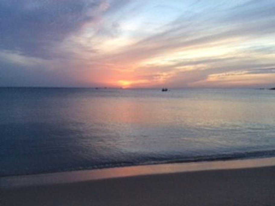 Sunrise Dutch Bay