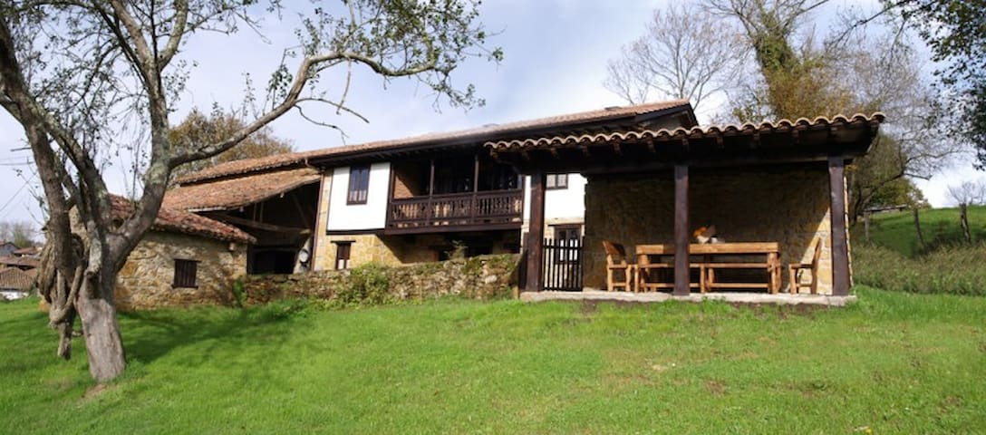 Casa rural La Retuerta - Nava - Дом