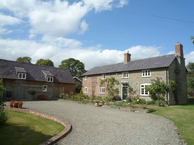 Lower House Farm - Shropshire - Penzion (B&B)