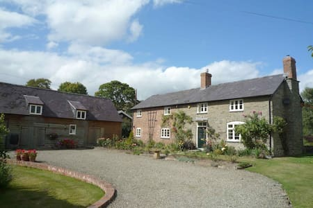 Lower House Farm - Shropshire - 家庭式旅館