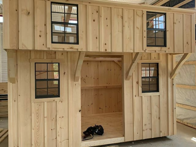 Under Construction Tiny House Do-It-Yourself Plans