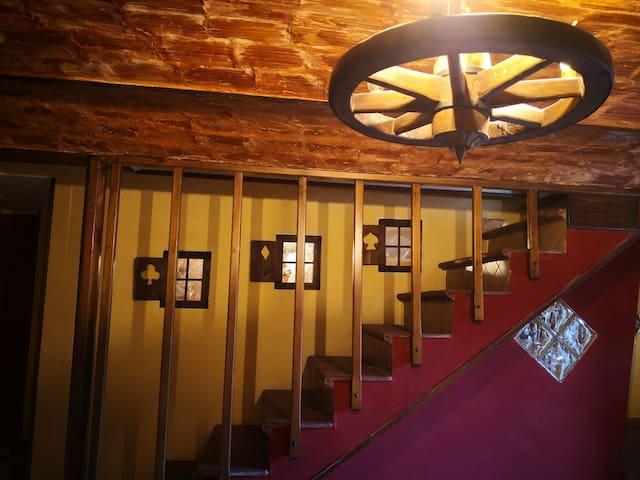 Residenza d'epoca la Castellana intera casa Nr. 18