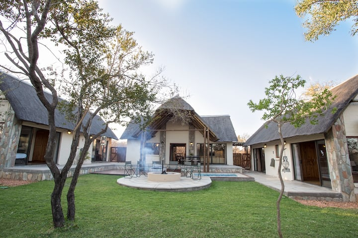 Igugu Lodge - A tranquil breakaway with nature.