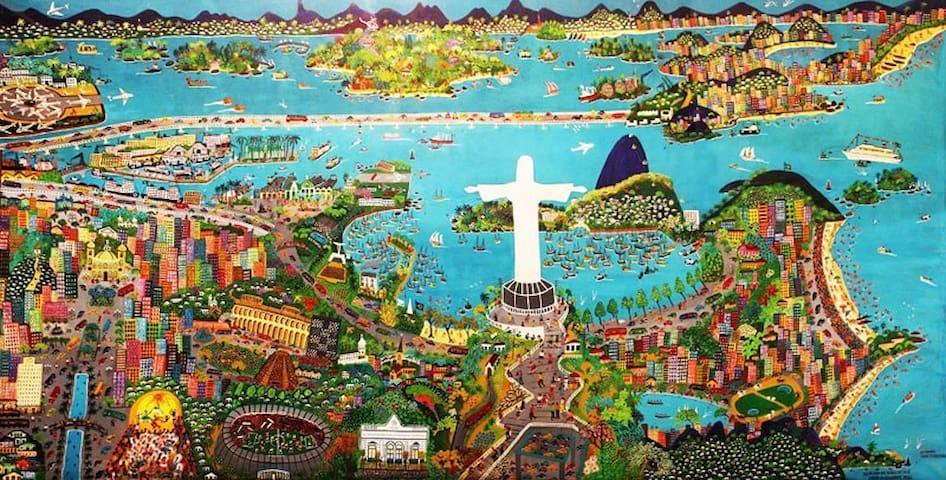 Micha's Rio-Guidebook