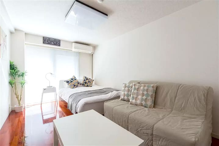 Good location 1min walk Marutamachi - Kyoto  Nakagyo Ward - Appartamento
