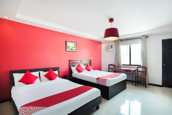 Superior Family Stay@Tagaytay Haven Hotel - Mendez