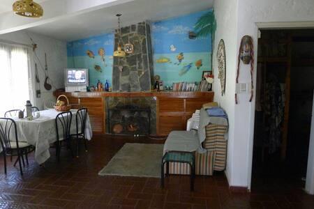 Casa familiar de descanso s/ playa - San Luis - Casa