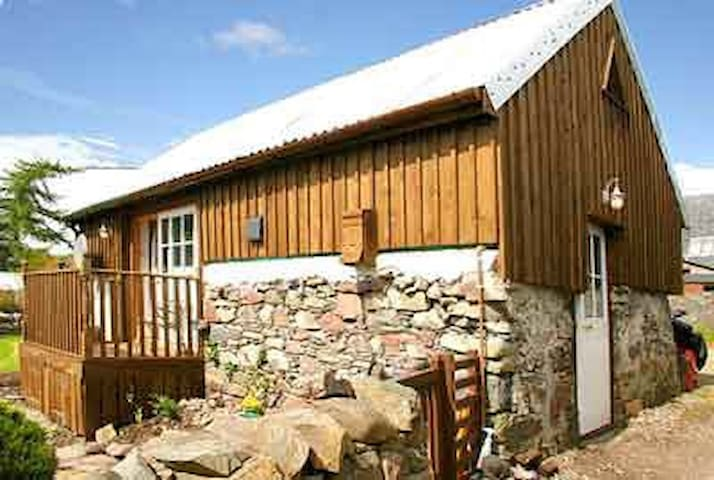 The Shed, Plockton - Plockton - Srub