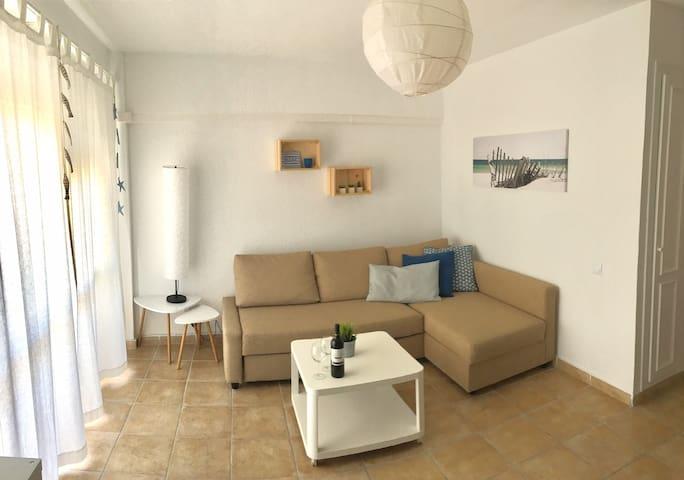 Precioso apartamento en Las Negras - Las Negras - อพาร์ทเมนท์