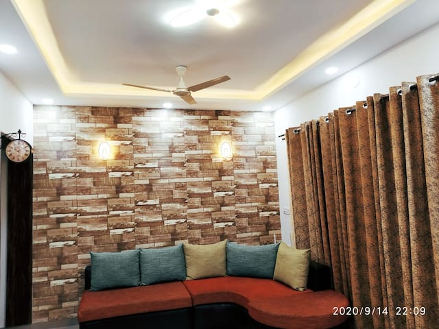 Luxury  cozy apartment , Near Budigere Cross