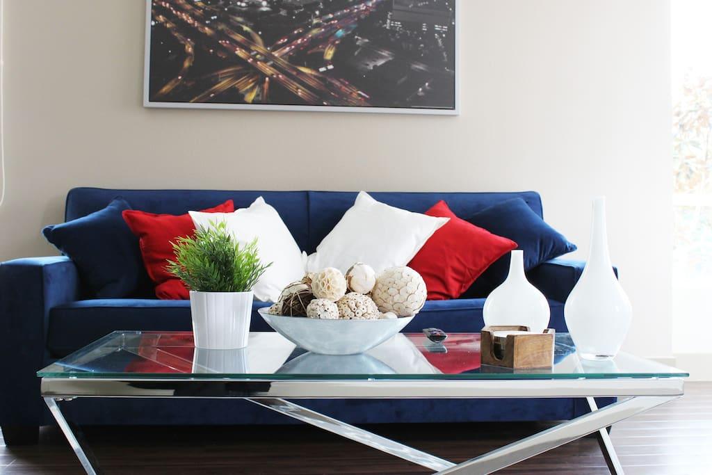 5 stars Living room !