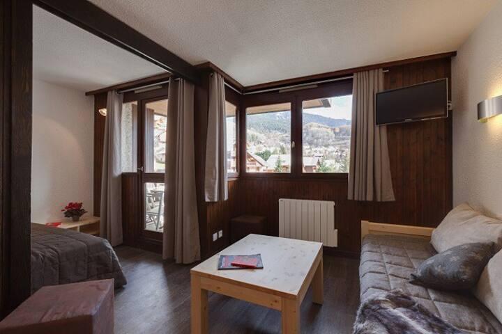 Stylish and comfortable flat
