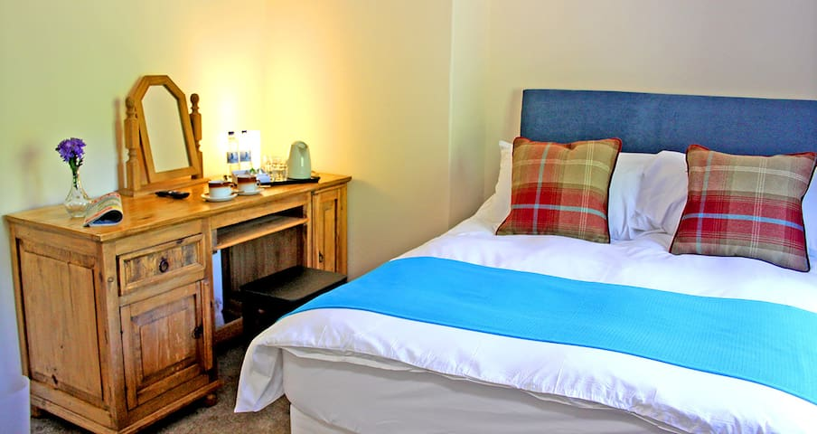 Classic Rowan Double Room at Silverbridge Lodge