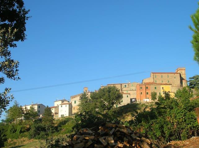 Accogliente casetta sul M.te Amiata - Castiglioncello Bandini - Huoneisto