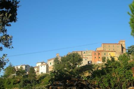 Accogliente casetta sul M.te Amiata - Castiglioncello Bandini - 公寓