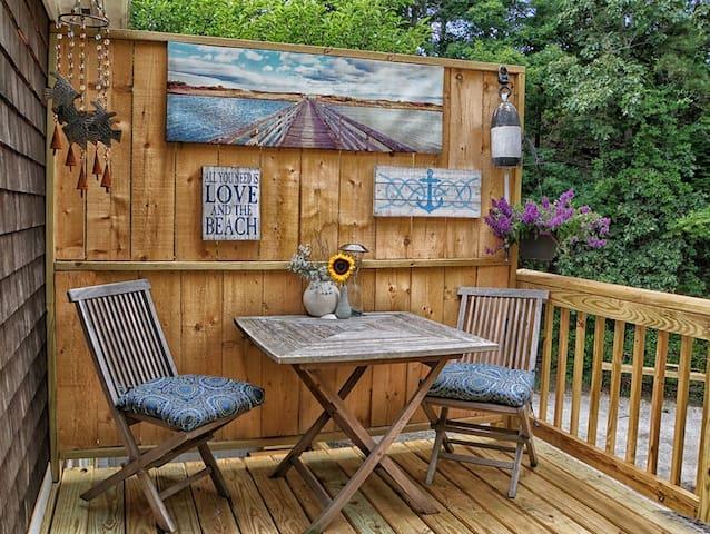 Private Mermaid Suite w/Sunny Deck - Wellfleet