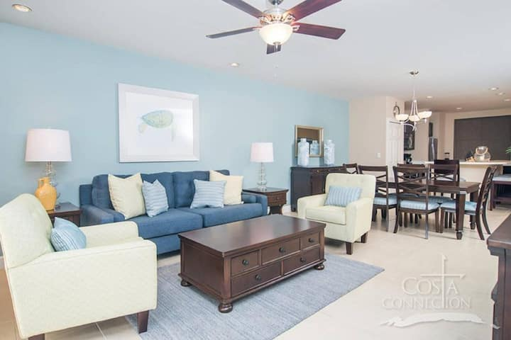 Gorgeous decorated 2 bed pacifico condo