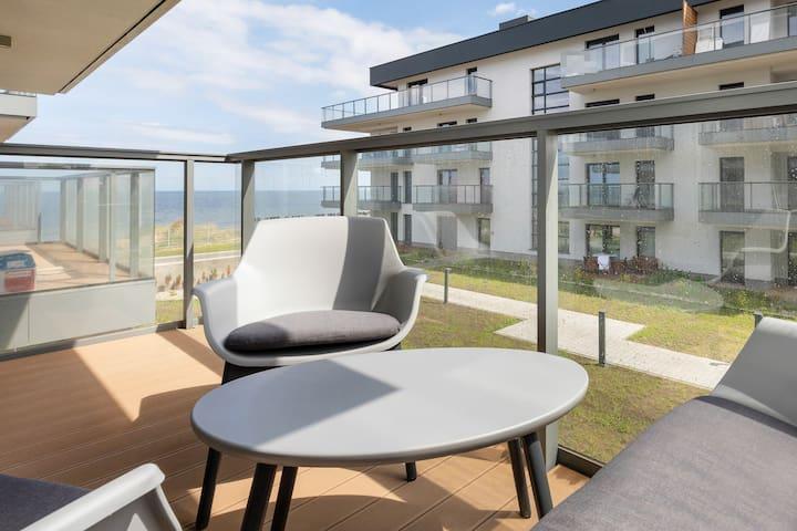 Apartament z widokiem morza | Gardenia Seaside C24