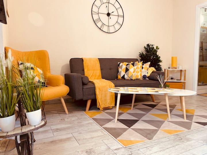 Appartement moderne centre ville COLMAR/PARKING