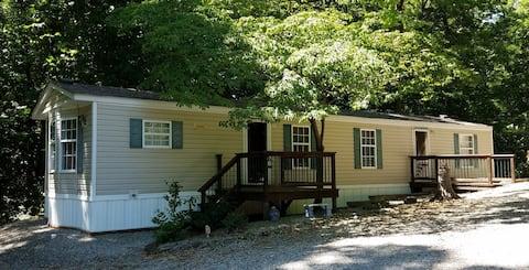 Hazel's House by the Katy Trail