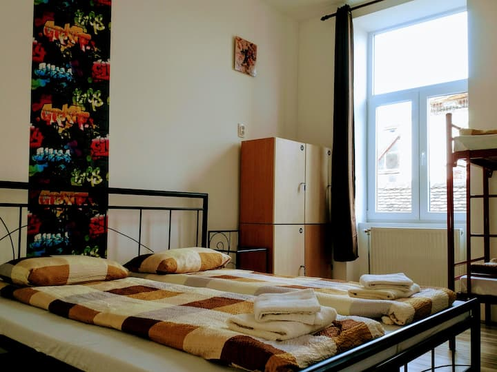 Private room (Quadruple) - Hostel 1910
