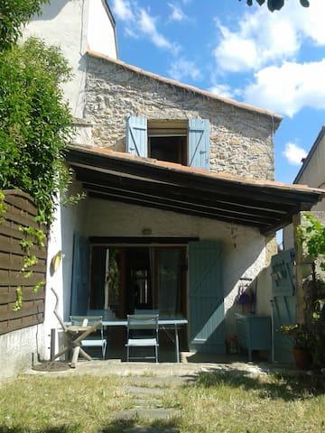 charmante maison prèsde Montpellier - Saint-Georges-d'Orques - Casa