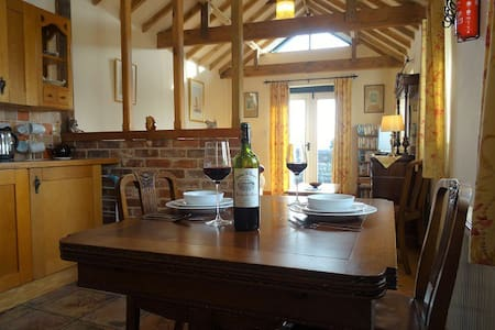 Pheasant Barn Holiday Cottage - Forncett Saint Mary - Rumah