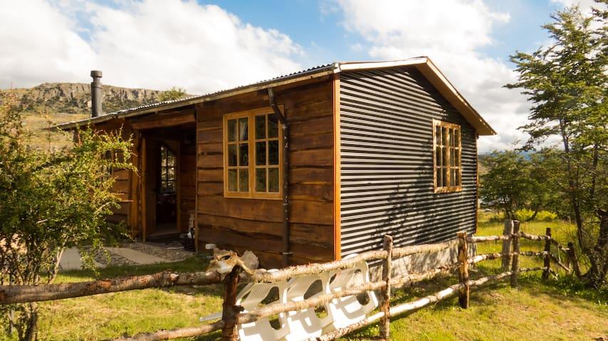Cabañas Patagonino  (La magia de la Patagonia)