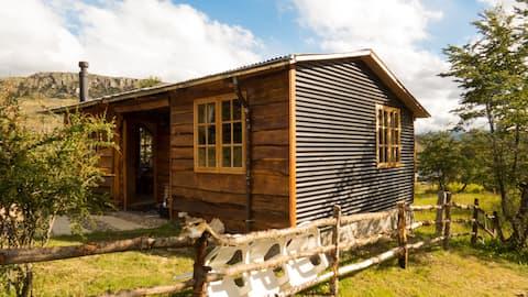 Cabañas  Patagonino (Patagoniens magi)