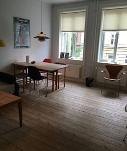 Cozy apt. in the City Centre of Copenhagen - Frederiksberg - Apartment