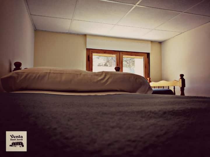 Apartamento cuatro dormitorios