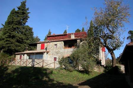 La Loggia, Agriturismo Casa Giannino, Arezzo - Castel Focognano