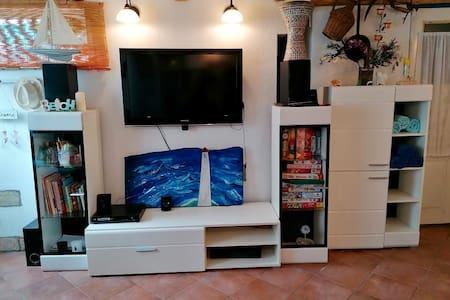 Cozy studio with garden