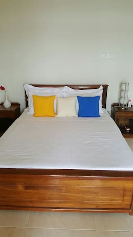 Sri Lanka Shine Lodge # 1 Double room en-suite - Bentota - Bed & Breakfast