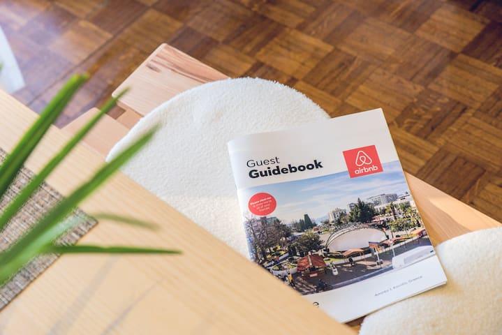 Hristo & Nadine's guidebook