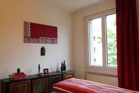 Lovely room with private bathroom in Oerlikon