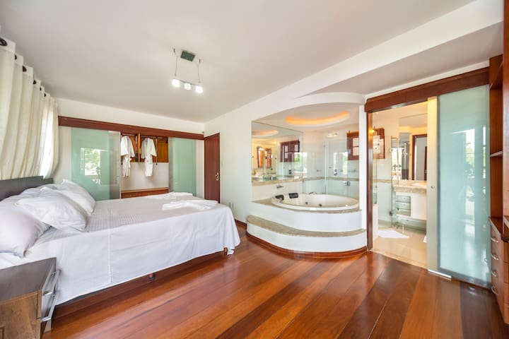 Residencial Bliss - Master Suite