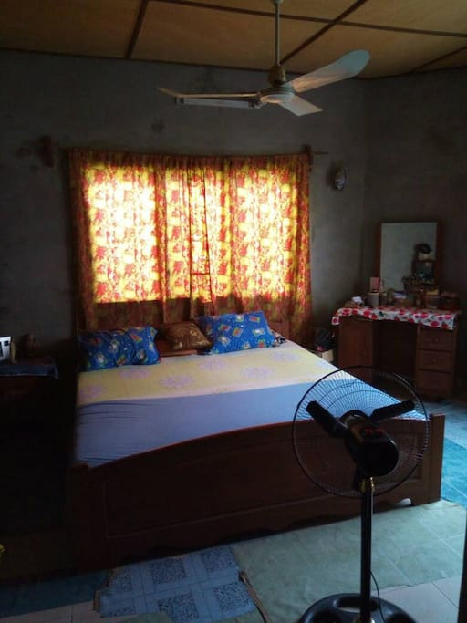 seconde chambre privée
