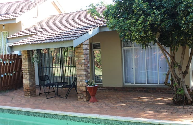 B&B@Camillia Place, affordable self-catering unit
